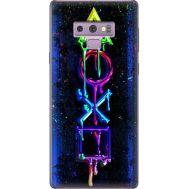 Силиконовый чехол BoxFace Samsung N960 Galaxy Note 9 Graffiti symbols (34914-up2432)