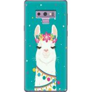Силиконовый чехол BoxFace Samsung N960 Galaxy Note 9 Cold Llama (34914-up2435)