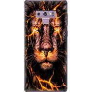 Силиконовый чехол BoxFace Samsung N960 Galaxy Note 9 Fire Lion (34914-up2437)