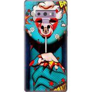 Силиконовый чехол BoxFace Samsung N960 Galaxy Note 9 Girl Pop Art (34914-up2444)