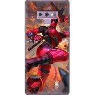 Силиконовый чехол BoxFace Samsung N960 Galaxy Note 9 Woman Deadpool (34914-up2453)