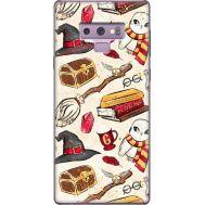 Силиконовый чехол BoxFace Samsung N960 Galaxy Note 9 Magic Items (34914-up2455)
