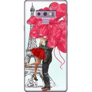 Силиконовый чехол BoxFace Samsung N960 Galaxy Note 9 Love in Paris (34914-up2460)