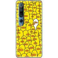 Силиконовый чехол BoxFace Xiaomi Mi 10 Pro Yellow Ducklings (39437-up2428)