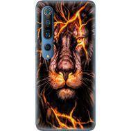 Силиконовый чехол BoxFace Xiaomi Mi 10 Pro Fire Lion (39437-up2437)