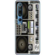 Силиконовый чехол BoxFace Xiaomi Mi 10 Pro Old Boombox (39437-up2446)