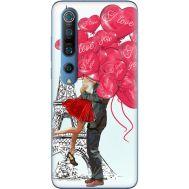 Силиконовый чехол BoxFace Xiaomi Mi 10 Pro Love in Paris (39437-up2460)