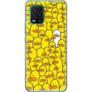 Силиконовый чехол BoxFace Xiaomi Mi 10 Lite Yellow Ducklings (39438-up2428)