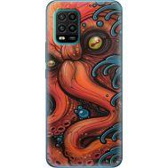 Силиконовый чехол BoxFace Xiaomi Mi 10 Lite Octopus (39438-up2429)