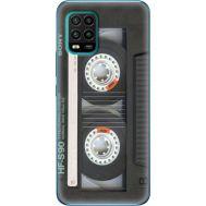 Силиконовый чехол BoxFace Xiaomi Mi 10 Lite Старая касета (39438-up2445)