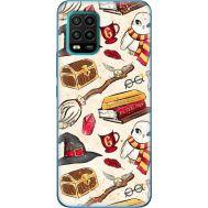 Силиконовый чехол BoxFace Xiaomi Mi 10 Lite Magic Items (39438-up2455)