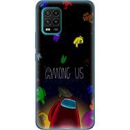 Силиконовый чехол BoxFace Xiaomi Mi 10 Lite Among Us (39438-up2456)