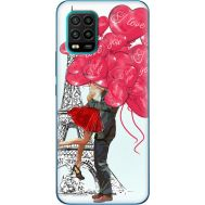Силиконовый чехол BoxFace Xiaomi Mi 10 Lite Love in Paris (39438-up2460)
