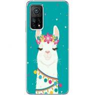 Силиконовый чехол BoxFace Xiaomi Mi 10T/ Mi 10T Pro Cold Llama (41069-up2435)