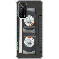 Силиконовый чехол BoxFace Xiaomi Mi 10T/ Mi 10T Pro Старая касета (41069-up2445)