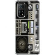Силиконовый чехол BoxFace Xiaomi Mi 10T/ Mi 10T Pro Old Boombox (41069-up2446)