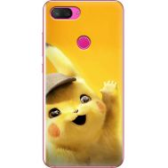 Силиконовый чехол BoxFace Xiaomi Mi 8 Lite Pikachu (35658-up2440)