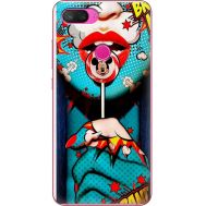 Силиконовый чехол BoxFace Xiaomi Mi 8 Lite Girl Pop Art (35658-up2444)