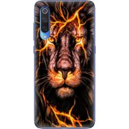 Силиконовый чехол BoxFace Xiaomi Mi 9 SE Fire Lion (36447-up2437)