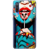Силиконовый чехол BoxFace Xiaomi Mi 9 SE Girl Pop Art (36447-up2444)