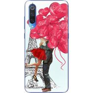Силиконовый чехол BoxFace Xiaomi Mi 9 SE Love in Paris (36447-up2460)
