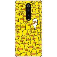 Силиконовый чехол BoxFace Xiaomi Mi 9T / Mi 9T Pro Yellow Ducklings (37376-up2428)