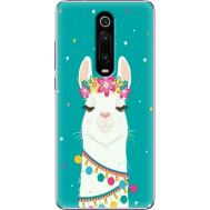 Силиконовый чехол BoxFace Xiaomi Mi 9T / Mi 9T Pro Cold Llama (37376-up2435)