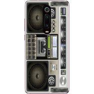 Силиконовый чехол BoxFace Xiaomi Mi 9T / Mi 9T Pro Old Boombox (37376-up2446)