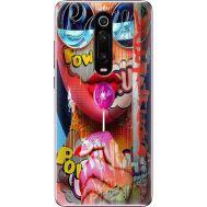Силиконовый чехол BoxFace Xiaomi Mi 9T / Mi 9T Pro Colorful Girl (37376-up2443)