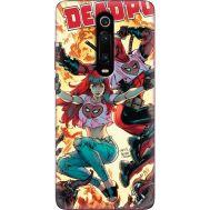 Силиконовый чехол BoxFace Xiaomi Mi 9T / Mi 9T Pro Deadpool and Mary Jane (37376-up2454)