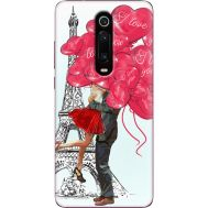 Силиконовый чехол BoxFace Xiaomi Mi 9T / Mi 9T Pro Love in Paris (37376-up2460)
