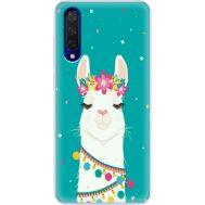 Силиконовый чехол BoxFace Xiaomi Mi 9 Lite Cold Llama (38311-up2435)