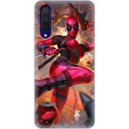 Силиконовый чехол BoxFace Xiaomi Mi 9 Lite Woman Deadpool (38311-up2453)
