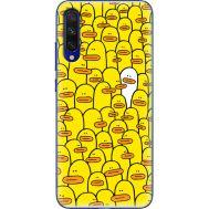 Силиконовый чехол BoxFace Xiaomi Mi A3 Yellow Ducklings (37558-up2428)