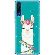 Силиконовый чехол BoxFace Xiaomi Mi A3 Cold Llama (37558-up2435)