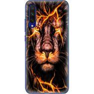Силиконовый чехол BoxFace Xiaomi Mi A3 Fire Lion (37558-up2437)