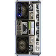 Силиконовый чехол BoxFace Xiaomi Mi A3 Old Boombox (37558-up2446)