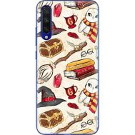 Силиконовый чехол BoxFace Xiaomi Mi A3 Magic Items (37558-up2455)