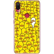 Силиконовый чехол BoxFace Xiaomi Mi Play Yellow Ducklings (36652-up2428)