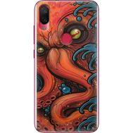 Силиконовый чехол BoxFace Xiaomi Mi Play Octopus (36652-up2429)