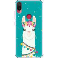 Силиконовый чехол BoxFace Xiaomi Mi Play Cold Llama (36652-up2435)
