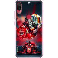 Силиконовый чехол BoxFace Xiaomi Mi Play Racing Car (36652-up2436)