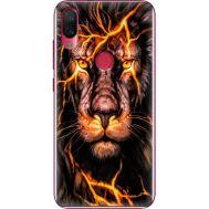 Силиконовый чехол BoxFace Xiaomi Mi Play Fire Lion (36652-up2437)