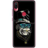 Силиконовый чехол BoxFace Xiaomi Mi Play Rich Monkey (36652-up2438)