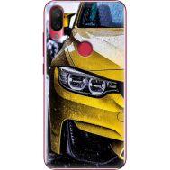 Силиконовый чехол BoxFace Xiaomi Mi Play Bmw M3 on Road (36652-up2439)