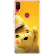 Силиконовый чехол BoxFace Xiaomi Mi Play Pikachu (36652-up2440)