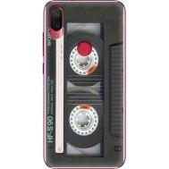 Силиконовый чехол BoxFace Xiaomi Mi Play Старая касета (36652-up2445)
