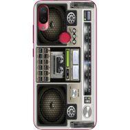 Силиконовый чехол BoxFace Xiaomi Mi Play Old Boombox (36652-up2446)