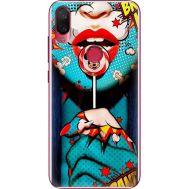 Силиконовый чехол BoxFace Xiaomi Mi Play Girl Pop Art (36652-up2444)