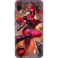 Силиконовый чехол BoxFace Xiaomi Mi Play Woman Deadpool (36652-up2453)